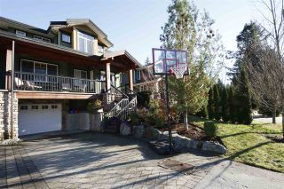 "Photo 1: 41716 HONEY Lane in Squamish: Brackendale 1/2 Duplex for sale in ""HONEY LANE"" : MLS®# R2323751"