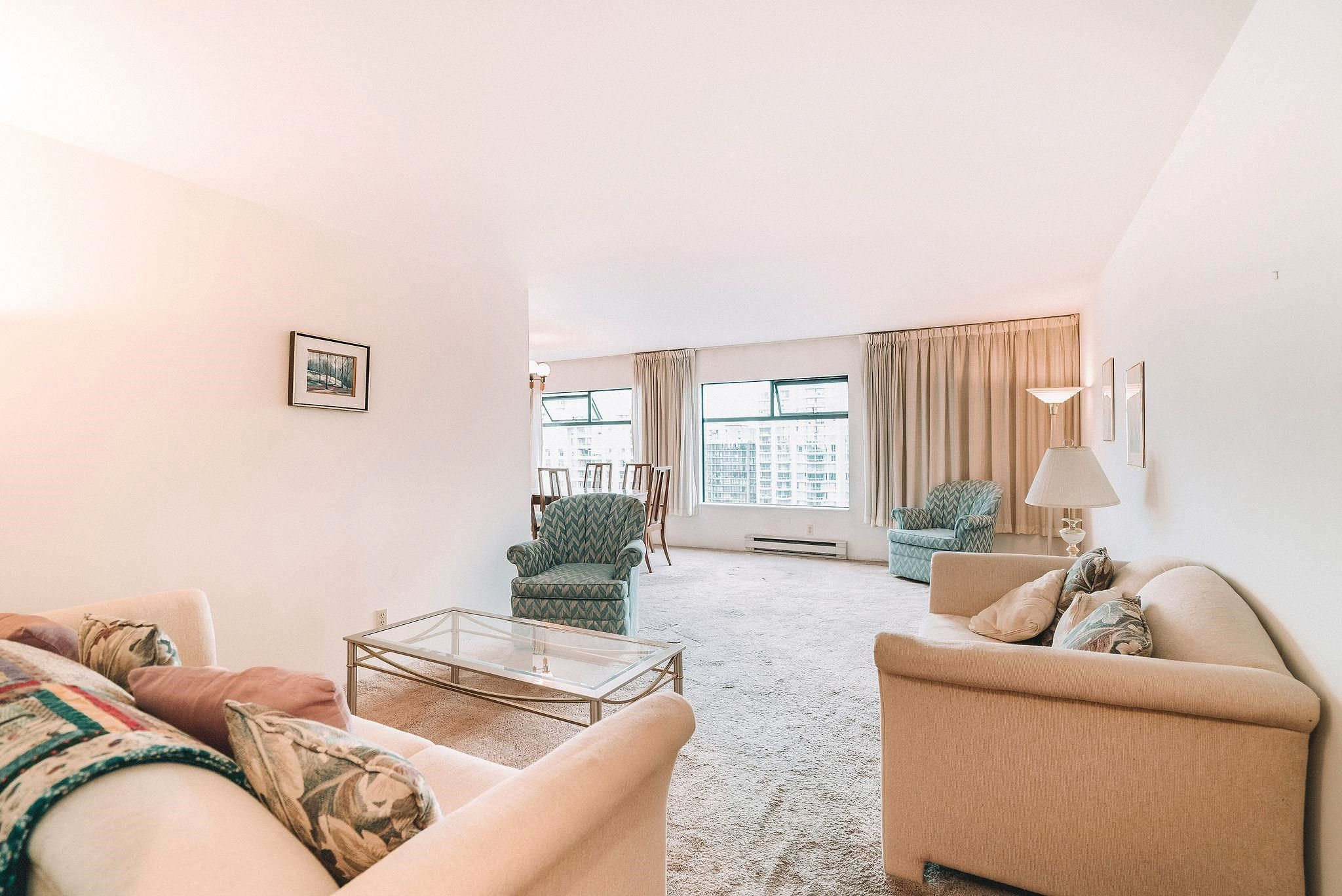 """Main Photo: 1301 615 BELMONT Street in New Westminster: Uptown NW Condo for sale in """"Belmont Towers"""" : MLS®# R2614852"""