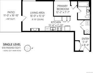 Photo 22: 105 2447 Henry Ave in : Si Sidney North-East Condo for sale (Sidney)  : MLS®# 872268