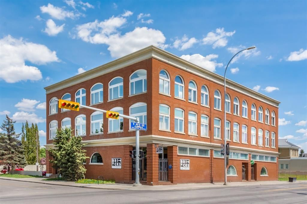 Main Photo: 204 812 8 Street SE in Calgary: Inglewood Apartment for sale : MLS®# A1126746