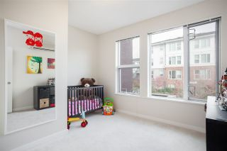 """Photo 12: 218 9388 MCKIM Way in Richmond: West Cambie Condo for sale in """"MAYFAIR PLACE"""" : MLS®# R2223574"""