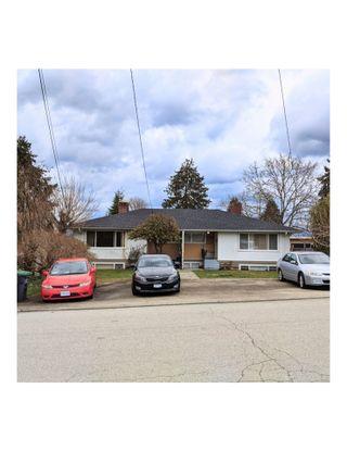 Photo 1: 13679 - 13681 111 Avenue in Surrey: Bolivar Heights Duplex for sale (North Surrey)  : MLS®# R2556405