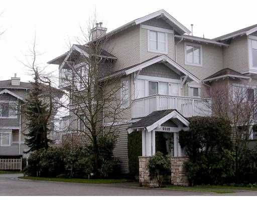 "Main Photo: 1 6588 BARNARD Drive in Richmond: Terra Nova Townhouse for sale in ""CAMBERLEY"" : MLS®# V758128"