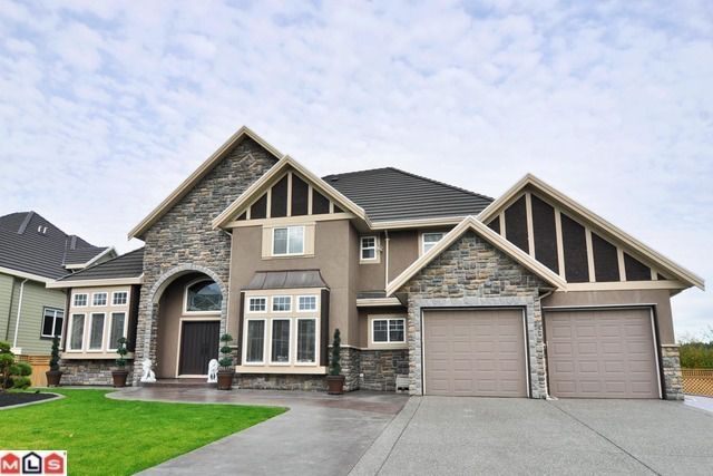 Main Photo: 17131 85A AV in Surrey: House for sale : MLS®# F1027411