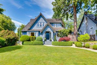 Main Photo: 2843 W 49TH Avenue in Vancouver: Kerrisdale House for sale (Vancouver West)  : MLS®# R2590118