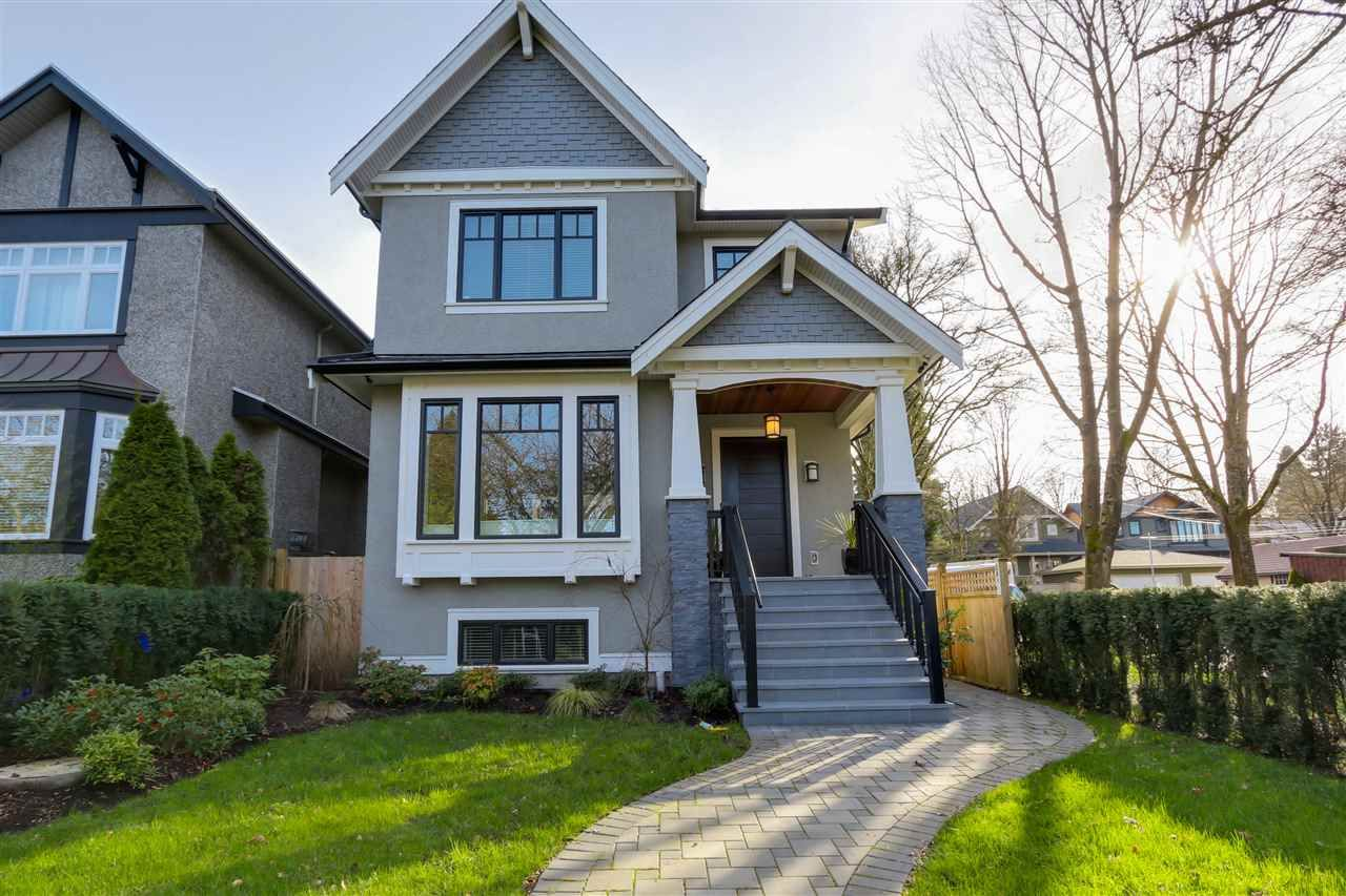 """Main Photo: 3896 W 21ST Avenue in Vancouver: Dunbar House for sale in """"Dunbar"""" (Vancouver West)  : MLS®# R2039605"""