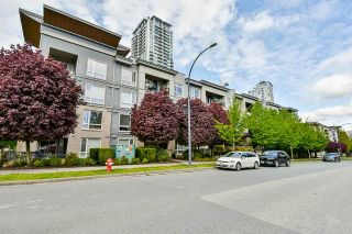 "Photo 1: 234 13321 102A Avenue in Surrey: Whalley Condo for sale in ""AGENDA"" (North Surrey)  : MLS®# R2575620"