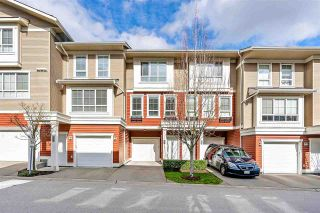 """Photo 1: 118 19505 68A Avenue in Surrey: Clayton Townhouse for sale in """"Clayton Rise"""" (Cloverdale)  : MLS®# R2437952"""