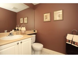 """Photo 8: 18650 65TH Avenue in SURREY: Cloverdale BC Townhouse for sale in """"RIDGEWAY"""" (Cloverdale)  : MLS®# F1215322"""