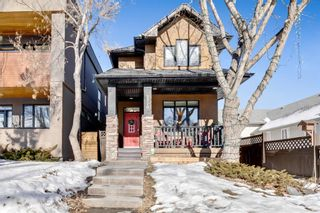 Main Photo: 2328 7 Avenue NW in Calgary: West Hillhurst Detached for sale : MLS®# A1072332