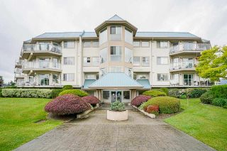 """Photo 2: 309 7685 AMBER Drive in Chilliwack: Sardis West Vedder Rd Condo for sale in """"The Sapphire"""" (Sardis)  : MLS®# R2592956"""