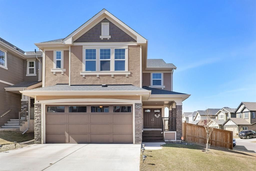Main Photo: 35 Sherwood Park NW in Calgary: Sherwood Detached for sale : MLS®# A1095506