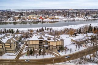 Photo 38: 208 615 Saskatchewan Crescent West in Saskatoon: Nutana Residential for sale : MLS®# SK839768
