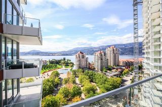 Photo 4: #1406 1191 Sunset Drive, in Kelowna: Condo for sale : MLS®# 10240119