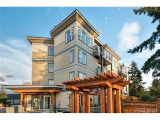 Photo 1: 403 7182 West Saanich Rd in BRENTWOOD BAY: CS Brentwood Bay Condo for sale (Central Saanich)  : MLS®# 703045