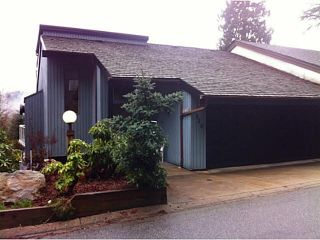 """Photo 1: 5623 EAGLE Court in North Vancouver: Grouse Woods 1/2 Duplex for sale in """"Grousewoods"""" : MLS®# V1103853"""