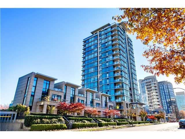 Main Photo: 300 1863 Alberni Street in Vancouver West: West End VW Condo for sale : MLS®# V1062038