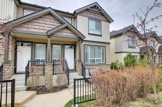 Main Photo: 215 Kincora Lane NW in Calgary: Kincora Row/Townhouse for sale : MLS®# A1103361