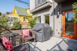 "Photo 17: 3189 ST. GEORGE Street in Vancouver: Mount Pleasant VE Townhouse for sale in ""SOMA Living"" (Vancouver East)  : MLS®# R2572613"
