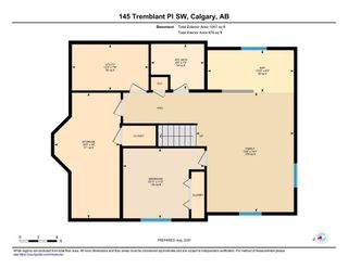 Photo 45: 145 TREMBLANT Place SW in Calgary: Springbank Hill Detached for sale : MLS®# A1024099