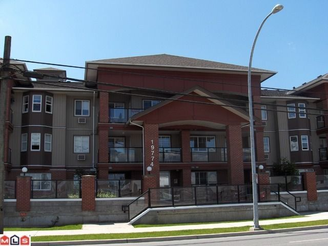 """Main Photo: 211 19774 56TH Avenue in Langley: Langley City Condo for sale in """"MADISON STATION"""""""