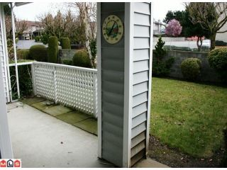 """Photo 10: 114 32833 LANDEAU Place in Abbotsford: Central Abbotsford Condo for sale in """"Park Place"""" : MLS®# F1005913"""