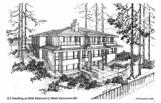 Photo 7: 2938 ALTAMONT Crescent in West Vancouver: Altamont Land for sale : MLS®# R2443171