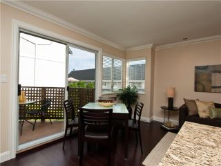 """Photo 5: 642 ST GEORGES Avenue in North Vancouver: Lower Lonsdale Townhouse for sale in """"ST GEORGES COURT"""" : MLS®# V899118"""