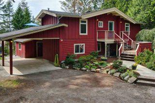 Photo 1: 8967 REDROOFFS Road in Halfmoon Bay: Halfmn Bay Secret Cv Redroofs House for sale (Sunshine Coast)  : MLS®# R2486282