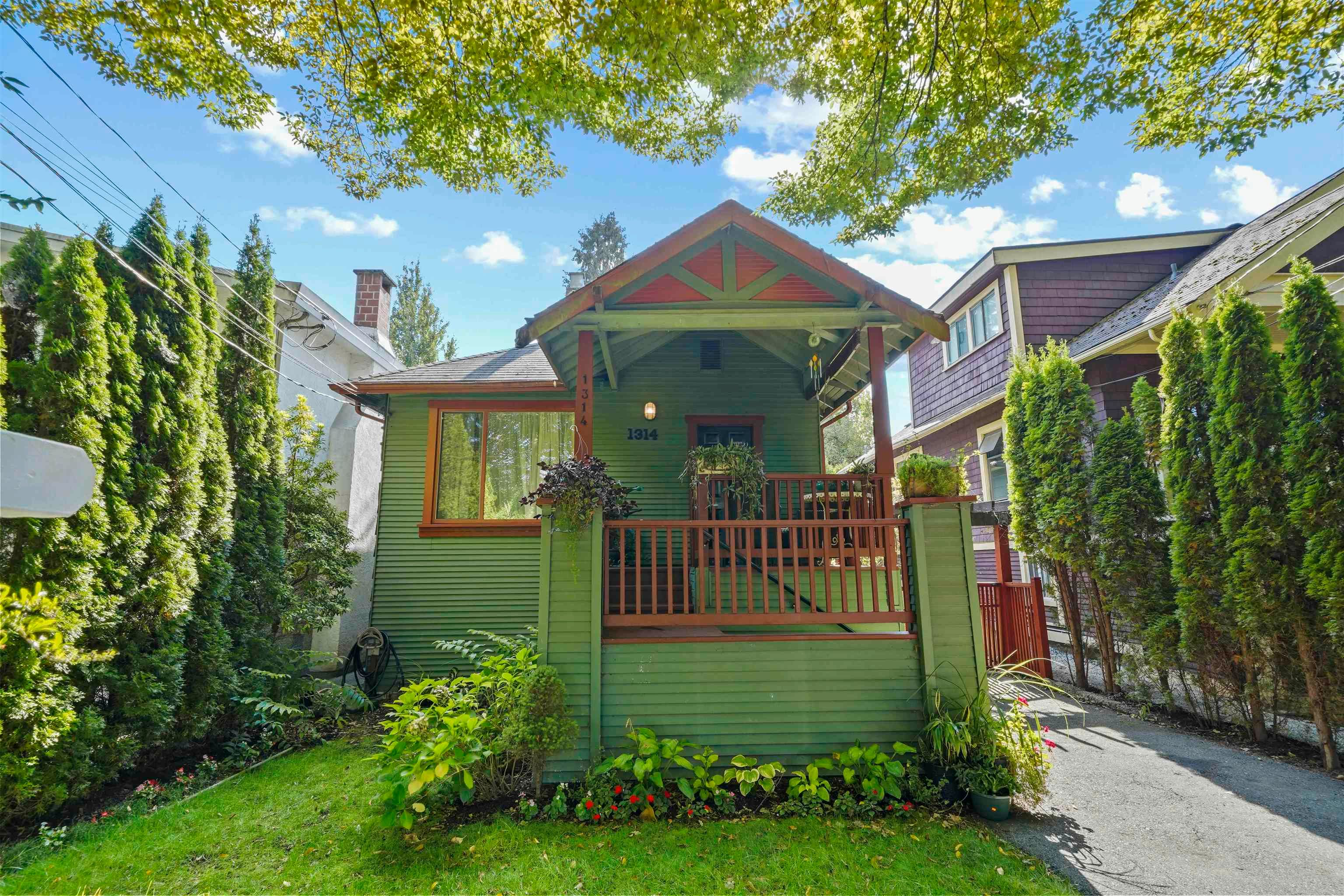 """Main Photo: 1314 E 24 Avenue in Vancouver: Knight House for sale in """"Cedar Cottage"""" (Vancouver East)  : MLS®# R2621033"""