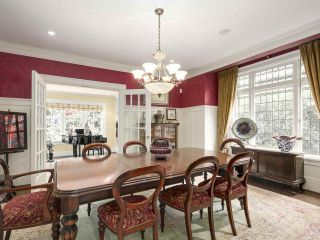 """Photo 6: 4490 PINE Crescent in Vancouver: Shaughnessy House for sale in """"Shaughnessy"""" (Vancouver West)  : MLS®# R2183712"""