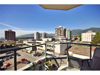 """Photo 10: # 605 140 E 14TH ST in North Vancouver: Central Lonsdale Condo for sale in """"SPRINGHILL PLACE"""" : MLS®# V861945"""