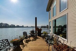 """Photo 27: 1 800 SOUTH DYKE Road in New Westminster: Queensborough House for sale in """"Queensborough Marina"""" : MLS®# R2548322"""