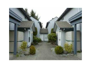 """Photo 2: 12 12334 224TH Street in Maple Ridge: East Central Townhouse for sale in """"DEER CREEK PLACE"""" : MLS®# V1128546"""