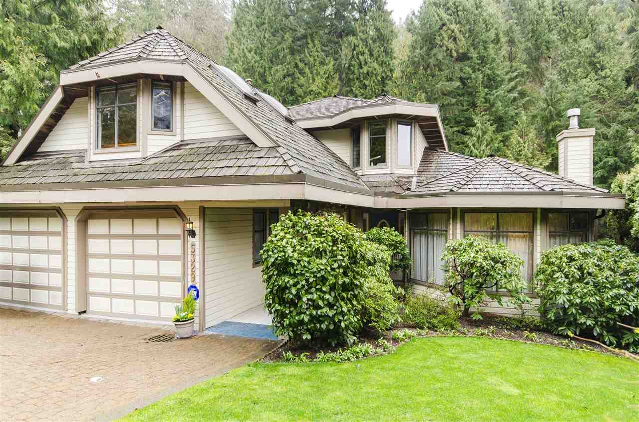 Main Photo: 5329 WESTHAVEN Wynd in West Vancouver: Eagle Harbour House for sale : MLS®# R2441931
