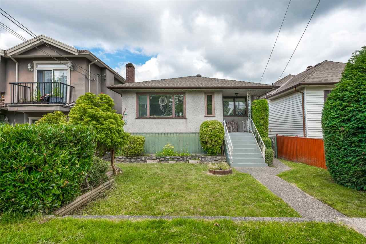 Main Photo: 8147 17TH AVENUE in Burnaby: East Burnaby House for sale (Burnaby East)  : MLS®# R2468704