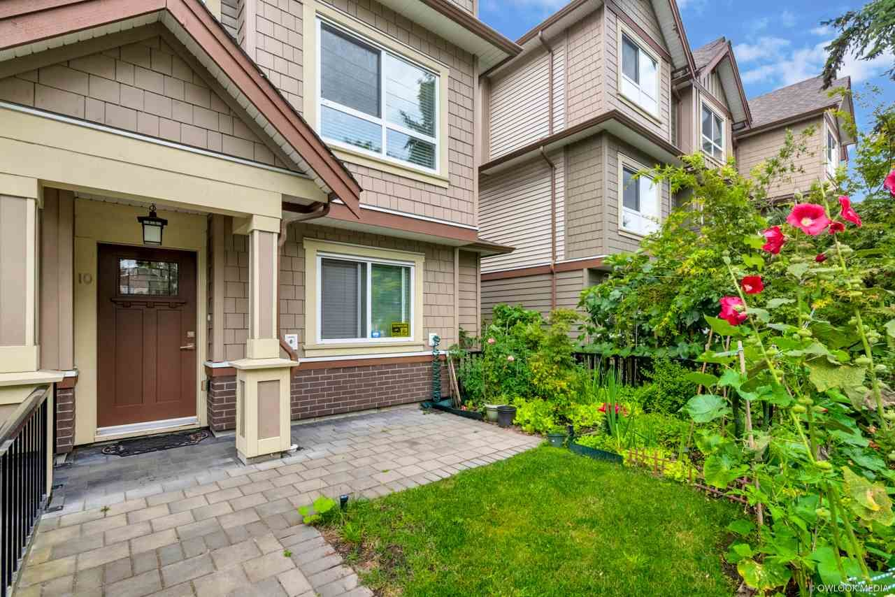 """Main Photo: 10 7551 NO.2 Road in Richmond: Granville Townhouse for sale in """"Kingston Gate"""" : MLS®# R2482127"""