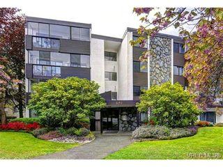 Photo 1: 305 1157 Fairfield Rd in VICTORIA: Vi Fairfield West Condo for sale (Victoria)  : MLS®# 684226