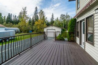 Photo 32: 1699 SOMMERVILLE Road in Prince George: North Blackburn House for sale (PG City South East (Zone 75))  : MLS®# R2501415