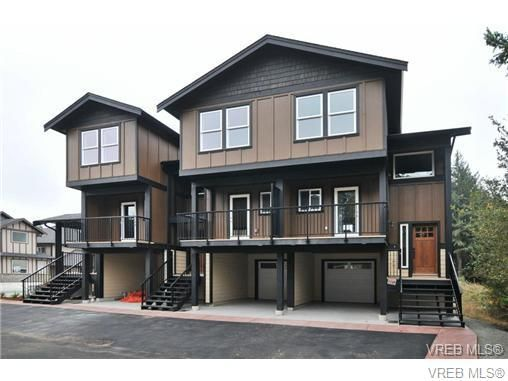 Main Photo: 107 990 Rattanwood Pl in VICTORIA: La Happy Valley Row/Townhouse for sale (Langford)  : MLS®# 679407