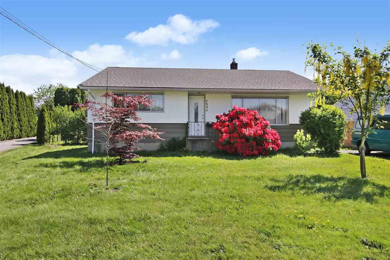 Main Photo: 9846 HARRISON Street in Chilliwack: Chilliwack N Yale-Well House for sale : MLS®# R2584617
