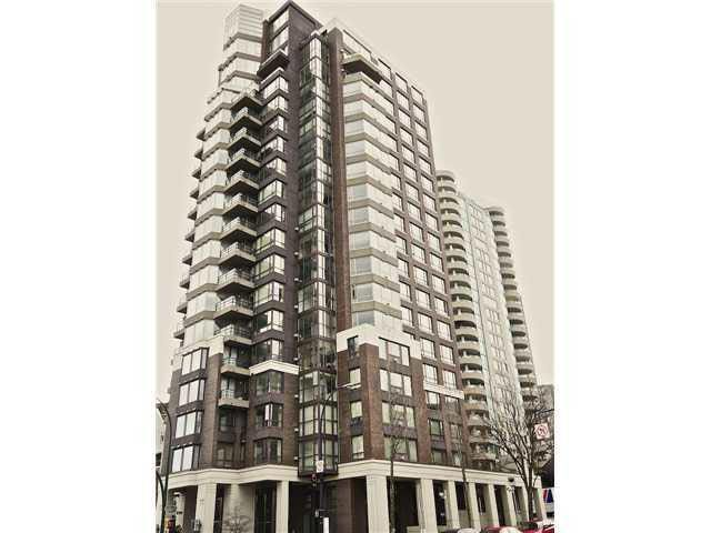 Main Photo: 1808 1003 PACIFIC STREET in : West End VW Condo for sale : MLS®# V939739