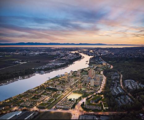 Main Photo: #306- Avalon 1 River District in Vancouver: Condo for sale : MLS®# Pre-Sale