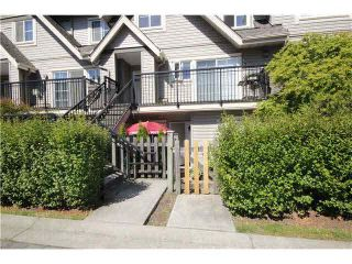 Photo 1: 57 9339 Alberta Road in Richmond: McLennan North Townhouse for sale : MLS®# V1069810