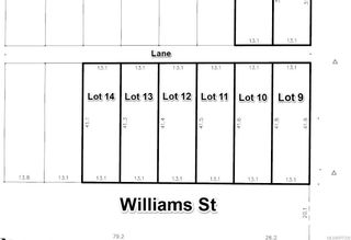 Photo 3: Lot 12 Williams St in : PQ Errington/Coombs/Hilliers Land for sale (Parksville/Qualicum)  : MLS®# 877335