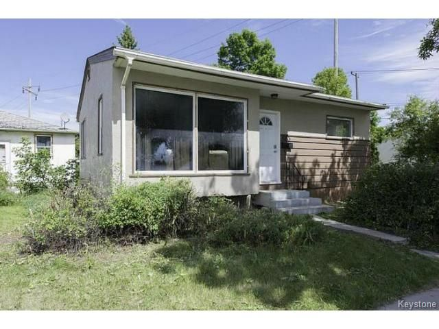 Main Photo: 683 Keewatin Street in WINNIPEG: Maples / Tyndall Park Residential for sale (North West Winnipeg)  : MLS®# 1317251