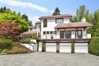 Photo 1: 1249 CHARTWELL PLACE in West Vancouver: Chartwell House for sale : MLS®# R2585385