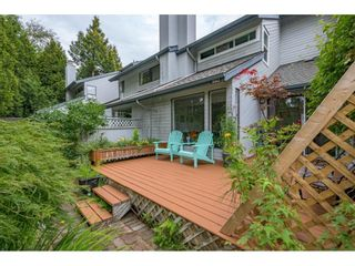 """Photo 40: 15843 ALDER Place in Surrey: King George Corridor Townhouse for sale in """"ALDERWOOD"""" (South Surrey White Rock)  : MLS®# R2607758"""