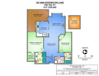 Photo 34: 307 5660 Edgewater Lane in : Na North Nanaimo Condo for sale (Nanaimo)  : MLS®# 857522