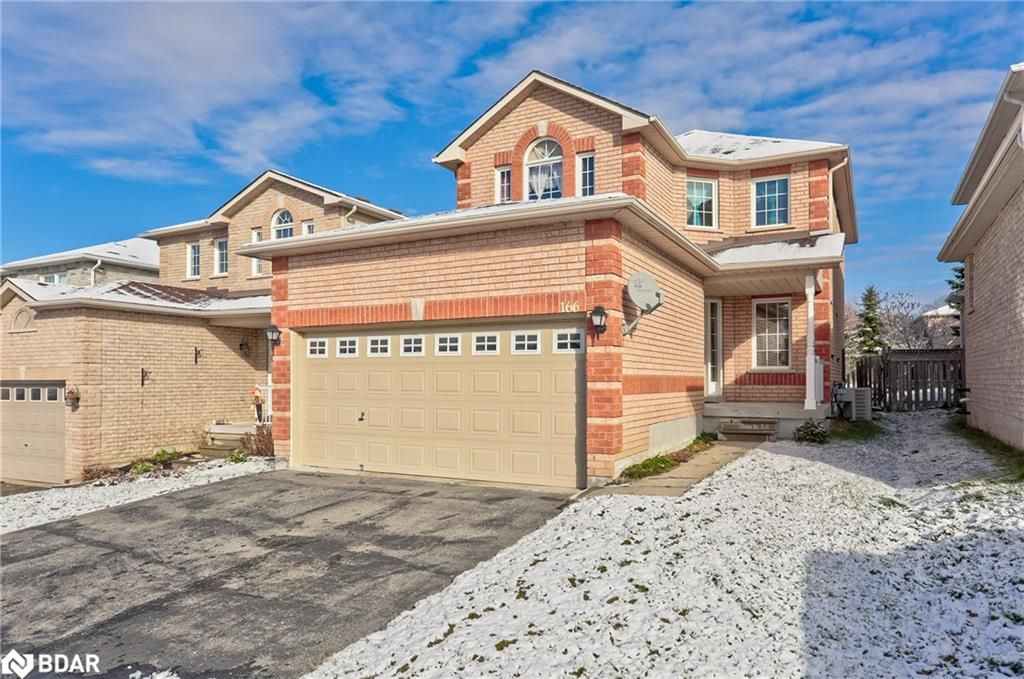 Main Photo: 166 CUNNINGHAM Drive in Barrie: House for sale